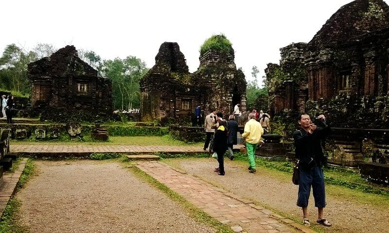 My Son Holy Land Vietnam