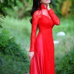 ao dai - traditional vietnamese dress