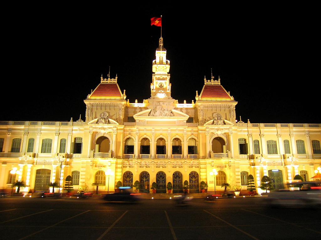 People's Committee Hall of Ho Chi Minh City