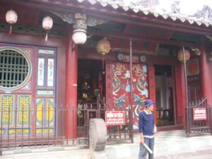 Ong Temple in Hoi An Ancient City