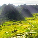 Tam Coc in Ninh Binh