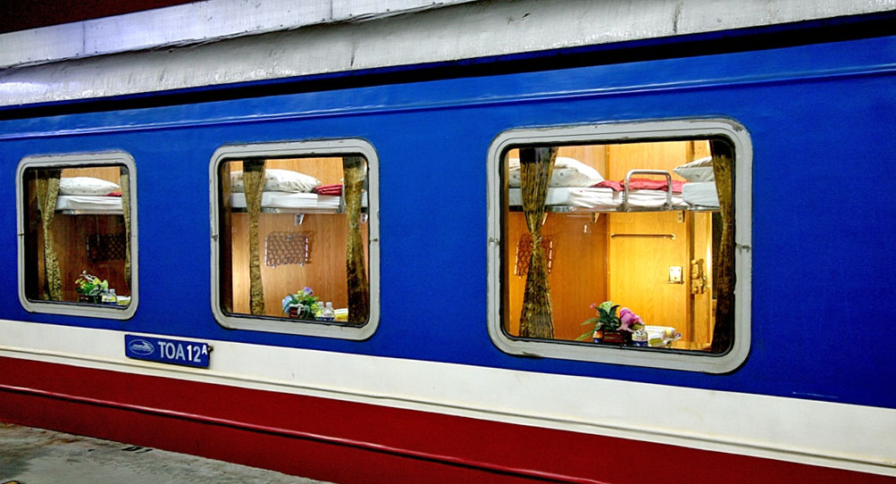 train from ho chi minh city to danang