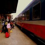 train from halong bay to hue