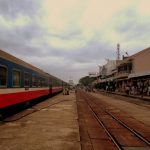 train from Hue to Danang