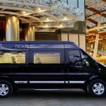 Limousine Van from Hanoi to Sapa