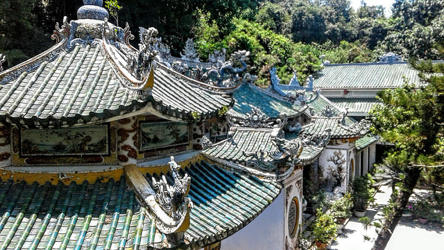 Tam Thai Pagoda at the Marble Mountains