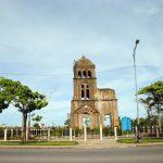Church in Dong Hoi, Quang Binh