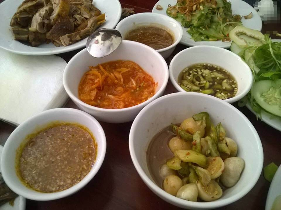 Vietnamese sauce