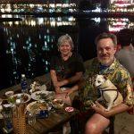 Drew, Maria and Lionel visit Vietnam