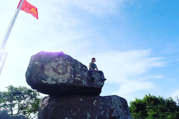 Minh Dam Mountain - Vung Tau