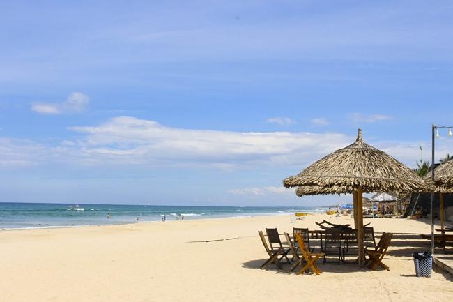 My Khe beach