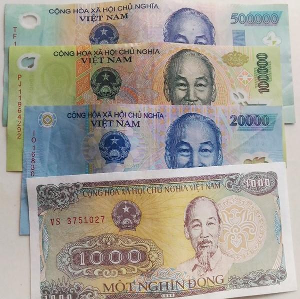 Vietnamese Currency - Vietnamese money