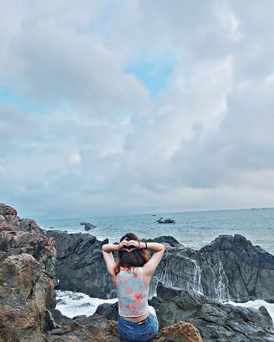Bai Da Den - Back Rock Beach