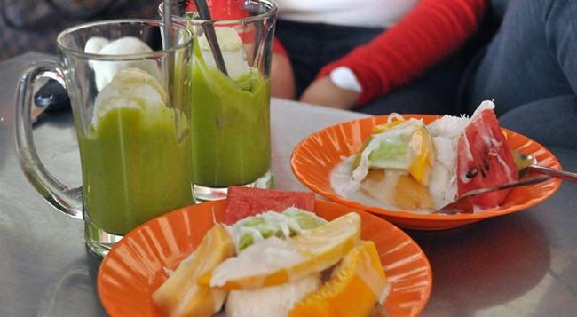 Thanh Thao avocado ice cream