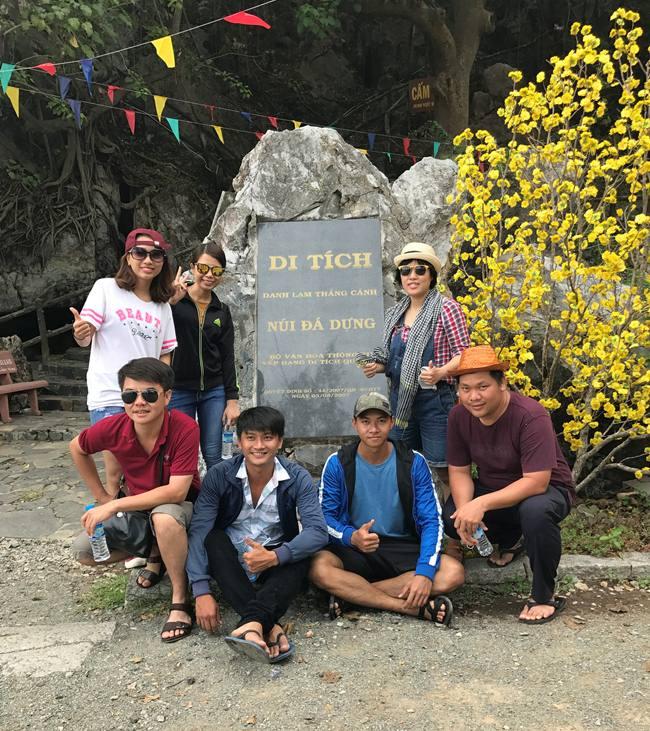 Da Dung Mountain in Ha Tien, Kien Giang