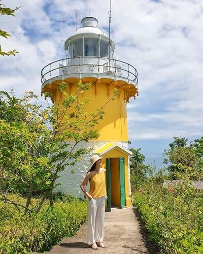 Son Tra Lighthouse Da Nang