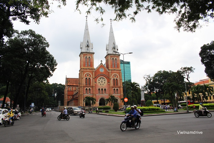 Duc Ba Church - Sai Gon - Ho Chi Minh