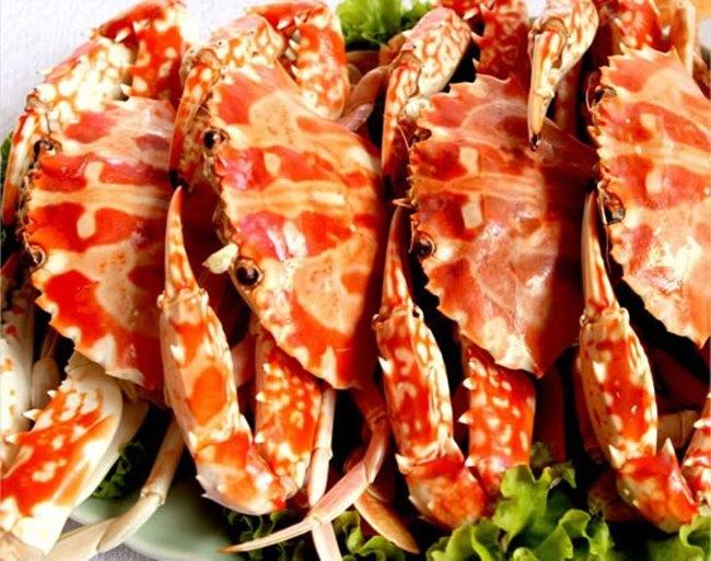 Crabs in Ham Ninh - Phu Quoc