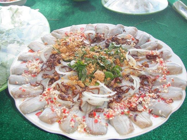 herring salad - Phu Quoc