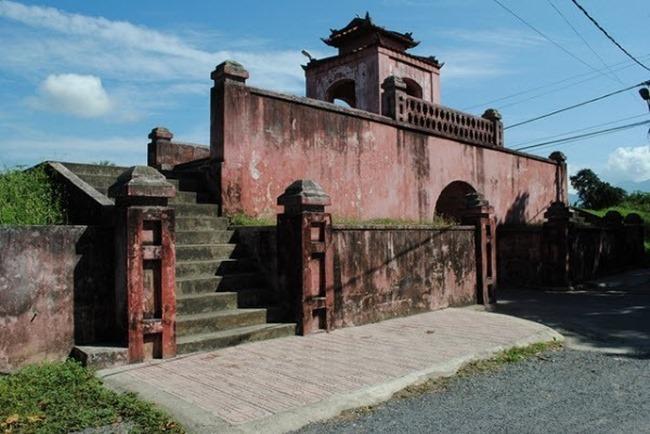 Chau Sa ancient citadel, Quang Ngai