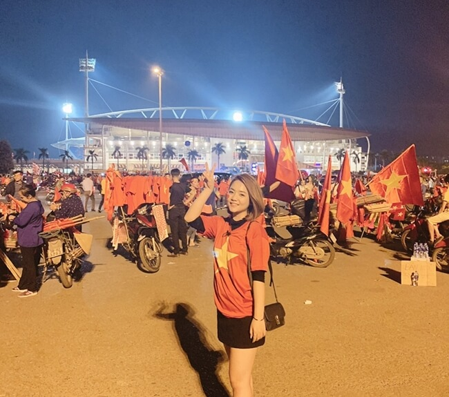 My Dinh Stadium, Hanoi
