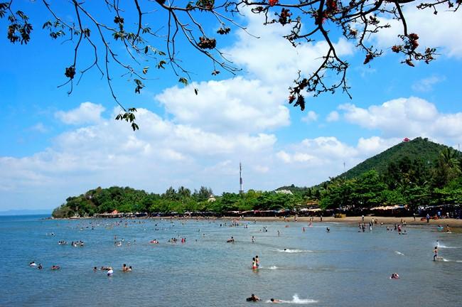 Mui Nai Beach in Ha Tien