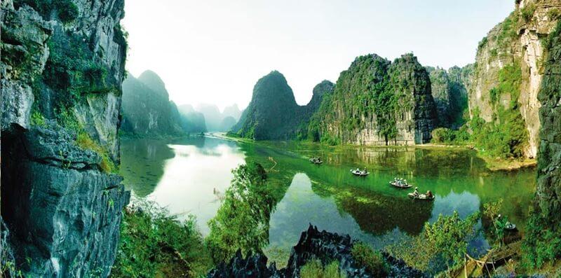 Trang an Landscape
