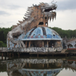 Ho Thuy Tien abandoned water park