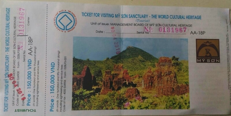 My Son Holy Land Tickets
