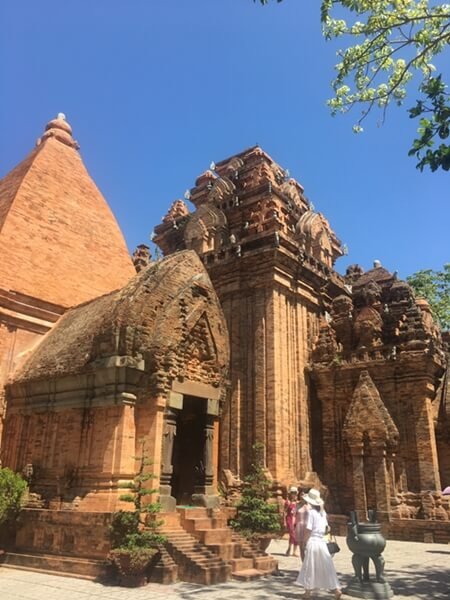 Ponaga Temple in Nha Trang