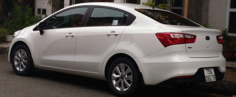 4-seat car rental