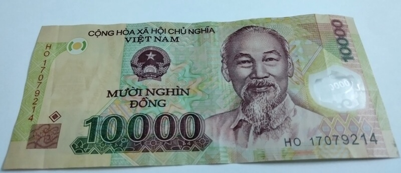 Vietnamese Currency Dong Vnd Tips