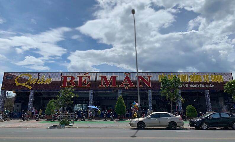 Be Man Restaurant