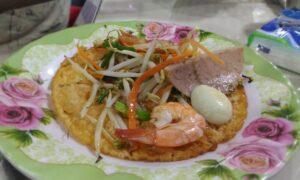 Banh Khoai - Hue Pancake
