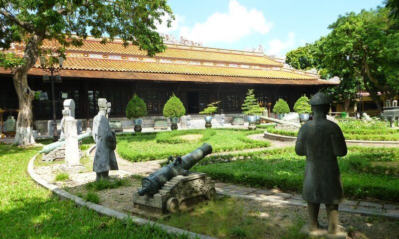 Royal Museum in Hue