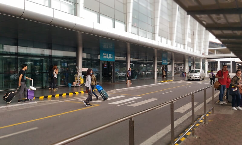 Hanoi Airport - Noi Bai International Airport