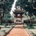 Khue Van Cac of Hanoi Temple of Literature
