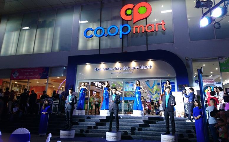 CoopMart Supermarket Vietnam