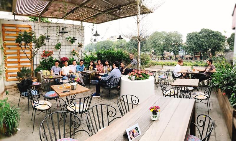 Cup of Tea Cafe Hanoi