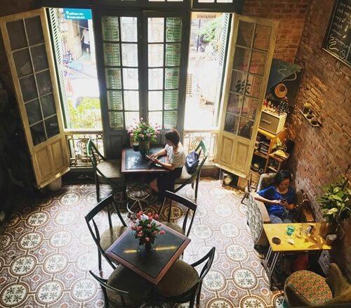 Loading T Café Hanoi