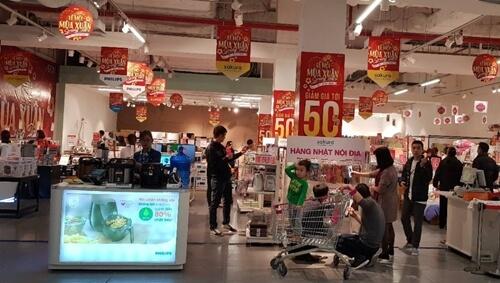 Sakura Supermarket Vietnam