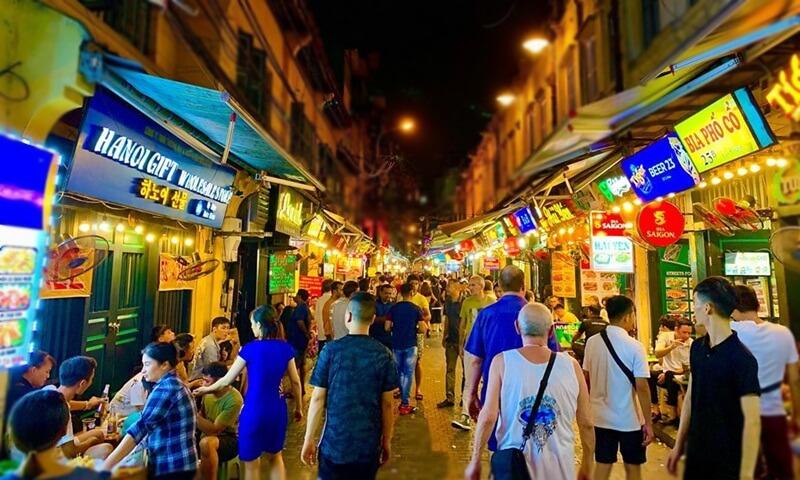 Ta Hien Beer Street
