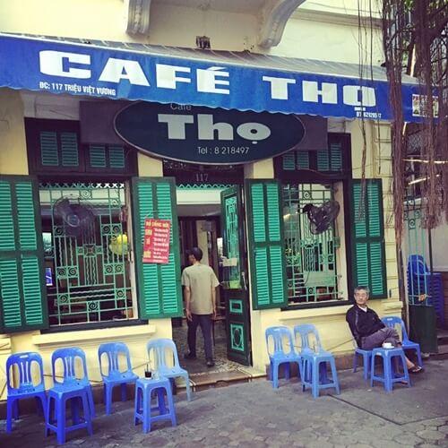 Tho Cafe Hanoi