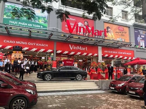 Vinmart Supermarket