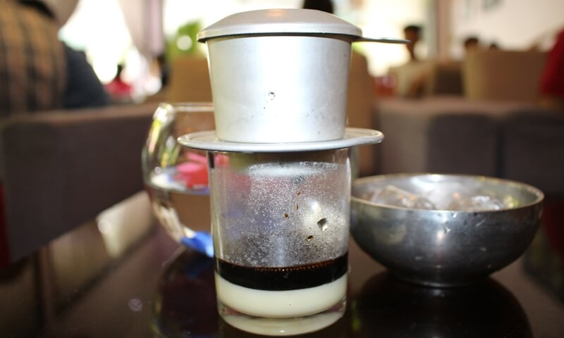 Vietnamese coffee how to make