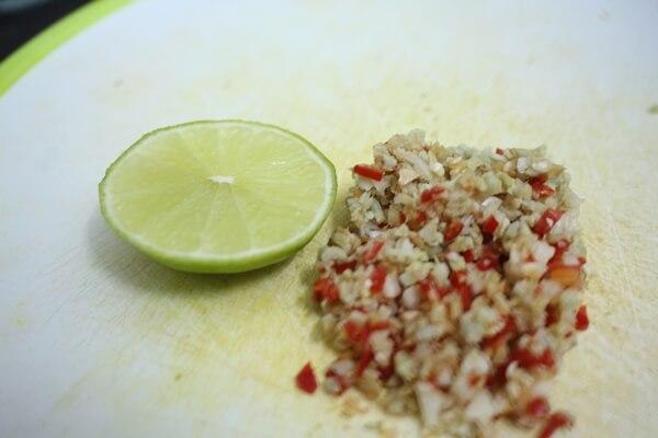 Vietnamese fish sauce recipe