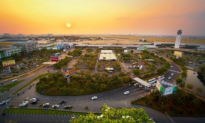 HCMC airport