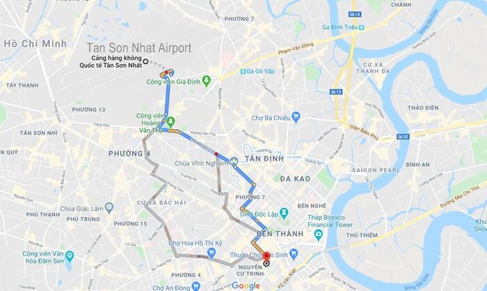 Ho Chi Minh Airport
