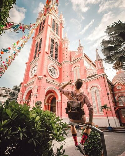 Tan Dinh Church HCM