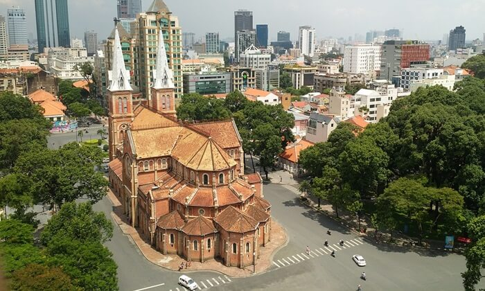 Duc Ba Church Saigon